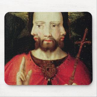 Trinitarian Christ, c.1500 Mouse Pad