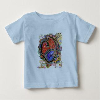 Trinity - Abstract Heart Shirt