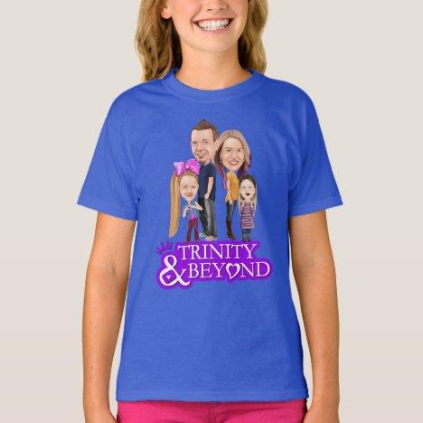 Trinity and Beyond Kids T-Shirt