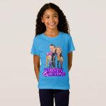 "Trinity and Beyond Kids T-Shirt<br><div class=""desc"">Part of our 1st Official Design Set</div>"