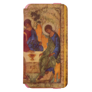 Trinity Angels At Mamre iPhone 6/6s Wallet Case