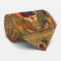 Trinity Angels At Mamre Neck Tie