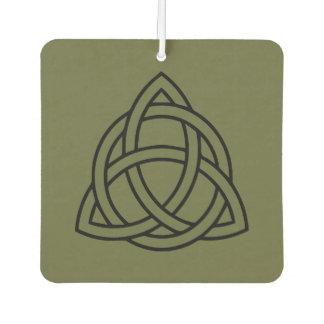 Trinity Celtic Knot Car Air Freshener