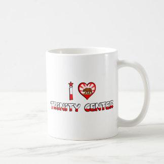 Trinity Center, CA Classic White Coffee Mug