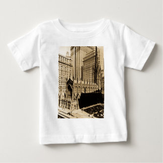 Trinity Church & Church Yard Lower Manhattan NYC Baby T-Shirt