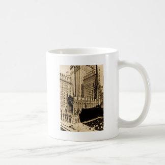 Trinity Church & Church Yard Lower Manhattan NYC Mug