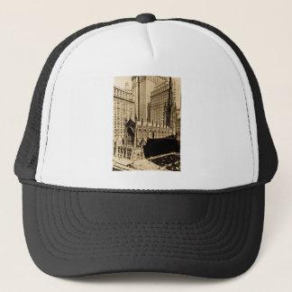 Trinity Church & Church Yard Lower Manhattan NYC Trucker Hat