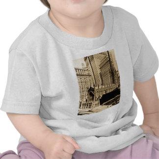 Trinity Church & Church Yard Lower Manhattan NYC Tshirt