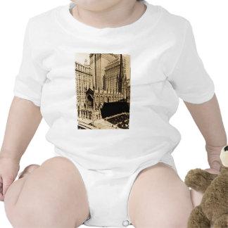 Trinity Church & Church Yard Lower Manhattan NYC Tee Shirts