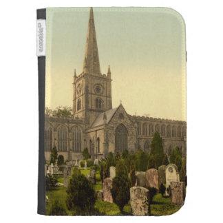 Trinity Church II, Stratford-upon-Avon, England Kindle Covers