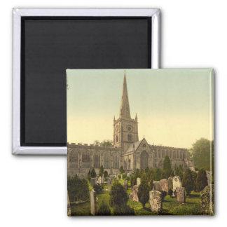 Trinity Church II, Stratford-upon-Avon, England Magnet