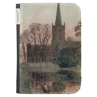Trinity Church III, Stratford-upon-Avon, England Kindle 3G Cover