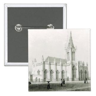Trinity church, Port of Spain Button