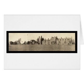 Trinity College CT Photo 1909 Card