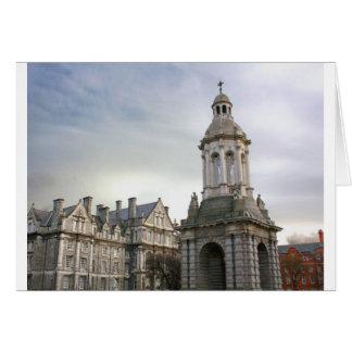 Trinity College Dublin Card