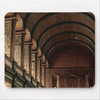 Trinity College Library, Longroom, Dublin Mouse Pad
