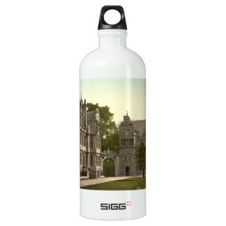 Trinity College, Oxford, England Aluminum Water Bottle