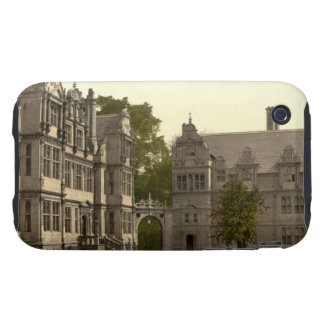 Trinity College Oxford England Tough iPhone 3 Covers