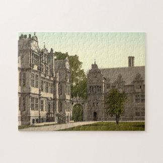 Trinity College, Oxford, England Jigsaw Puzzle