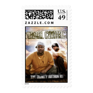 Trinity Cover Postage Stamp