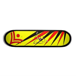 Trinity Deck Skateboards