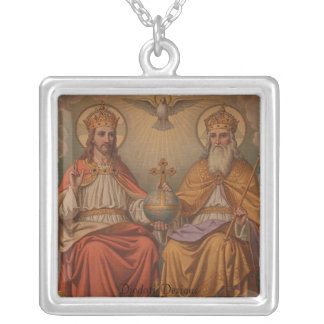 Trinity - Father, Son & Holy Spirit Necklace