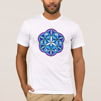 Trinity Flower Short Sleeve T- shirt