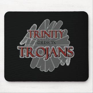 Trinity High School Trojans - Euless, TX Mouse Pad