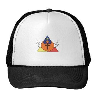 Trinity - King - Phoenix - Cross Trucker Hat
