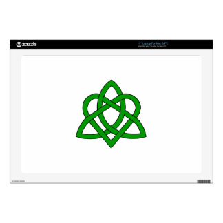 Trinity Knot Skins For Laptops