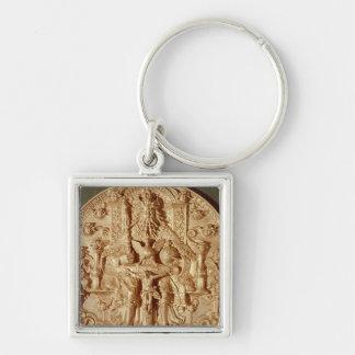 Trinity medal, recast version of original keychain
