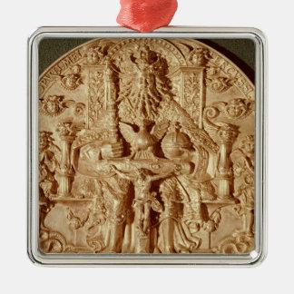 Trinity medal, recast version of original metal ornament