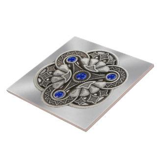 Trinity Medallion Tile