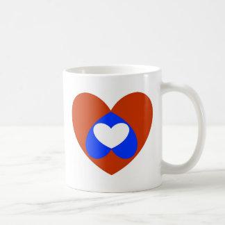 Trinity Classic White Coffee Mug