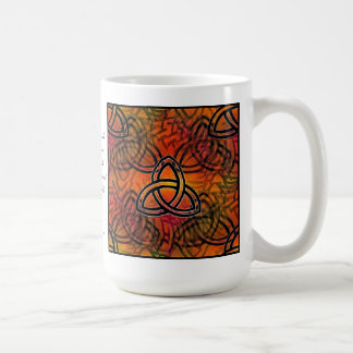 """""""Trinity"""" Mug By Glenn McCarthy"""