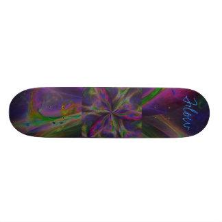 Trinity Rainbow Flow Skateboard