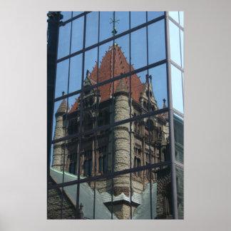 Trinity Reflection Poster
