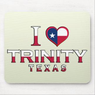 Trinity, Texas Mouse Pad