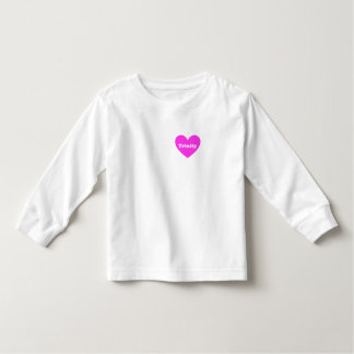 Trinity Toddler T-shirt