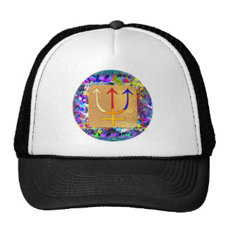 TRINITY Trident Trisul Hat