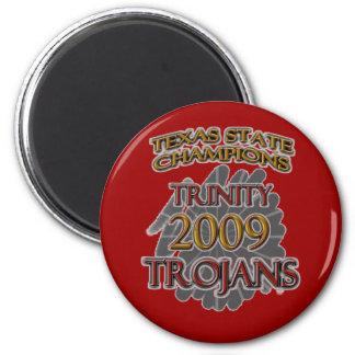 Trinity Trojans 2009 Texas State Champions Magnet