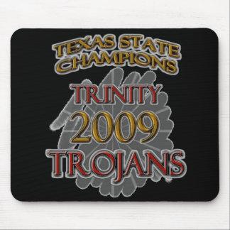 Trinity Trojans 2009 Texas State Champions Mouse Pad