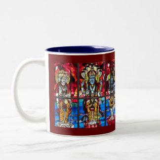 Trinity Two-Toned Mug