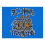 Trinity Valley 2009 SPC CHAMPIONS - Fort Worth, TX Personalized Announcement