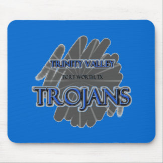 Trinity Valley School Trojans - Fort Worth, TX Mouse Pad