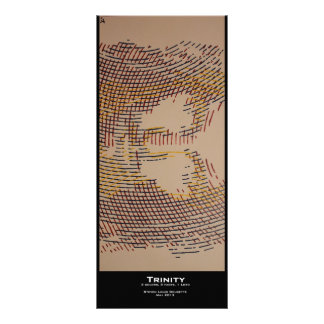 """Trinity"" Value Bookmark Rack Card"