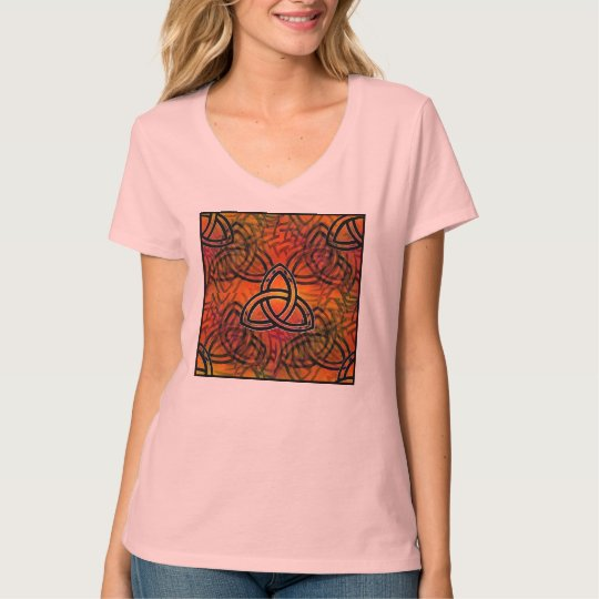 """Trinity"" Women's Shirt designed by Glenn McCarthy"