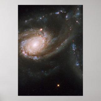 Trío Arp 274 de la galaxia Posters