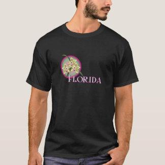 Trío de la orquídea de la Florida Playera