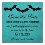 Trío de la reserva de Halloween de los palos que Invitación Personalizada